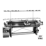 1975 - Development and launch oft he NC Flat Knitting Machine